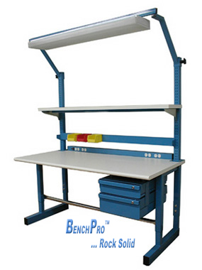 Benchpro Esd Workbenches Top Quality Industrial Esd